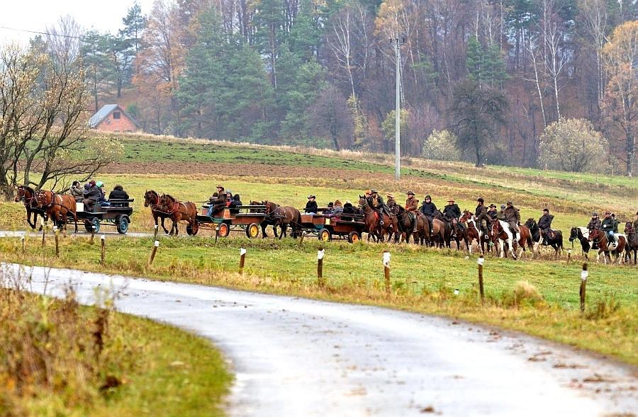 rekreacja konna stadnina koni huculskich gładyszów (3)