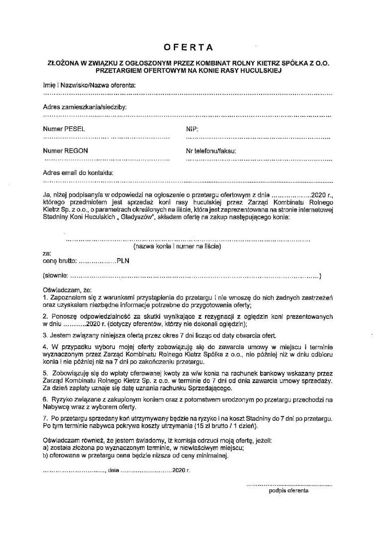 FORMULARZ OFERTOWY -page-001