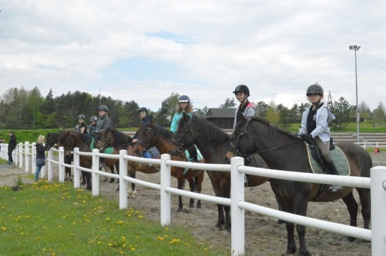 Otwarcie sezonu jeździeckiego (2)