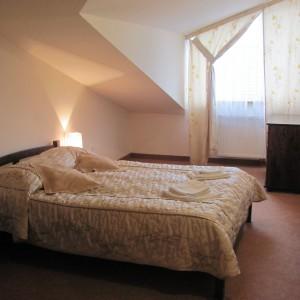 pokój studio sypialnia